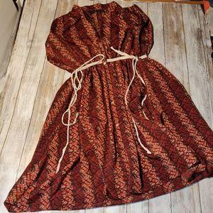 Patterson j Kincaid originals dress